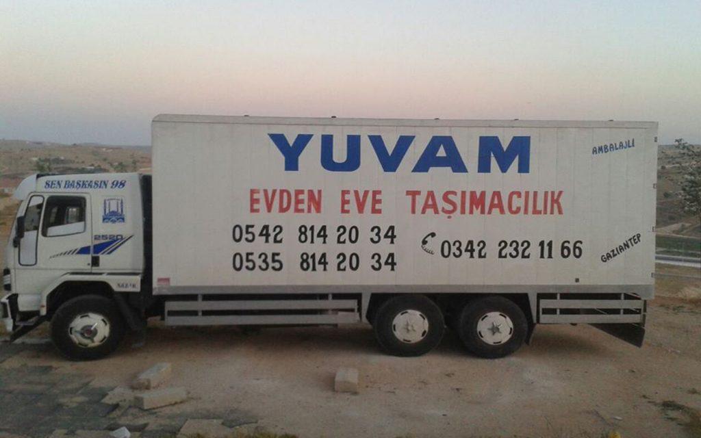 Gaziantep Evden Eve Taşımacılık www.gaziantepevdeneve.info
